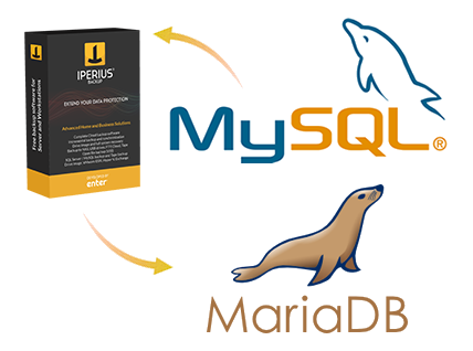 Iperius Backup MySQL - MariaDB - Database Backup